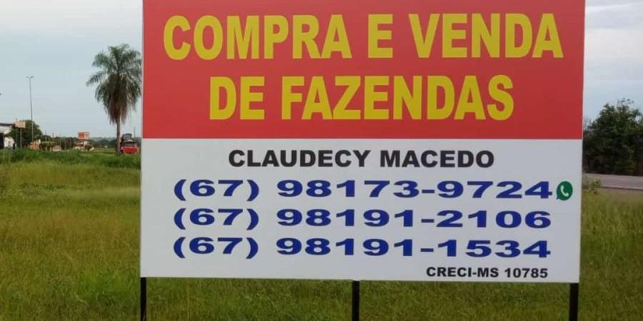 FAZENDA A VENDA NO  INOCÊNCIA MS - Foto 1 de 21